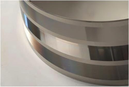 Ultra thin metal sleeve